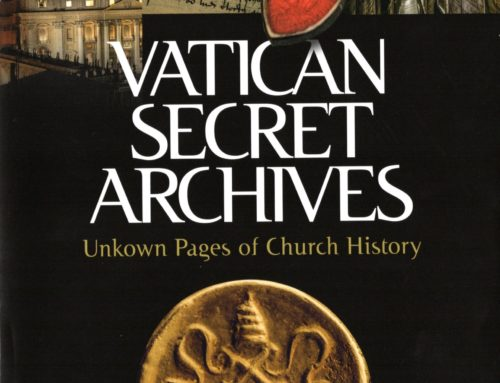 Le Parc Soubise dans un livre sur les secrets du Vatican