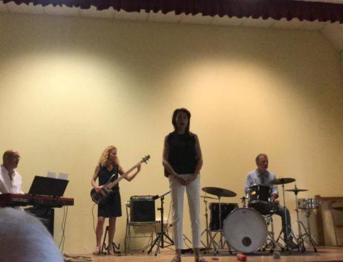 Le 16 et le 20 août 2020 :Concerts gratuits de jazz et musique afro-américaine  août au château du Parc Soubise